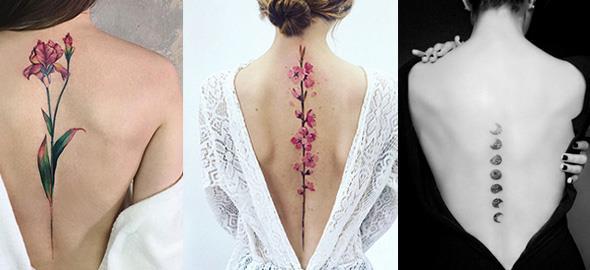 25 εντυπωσιακά τατουάζ για την πλάτη!