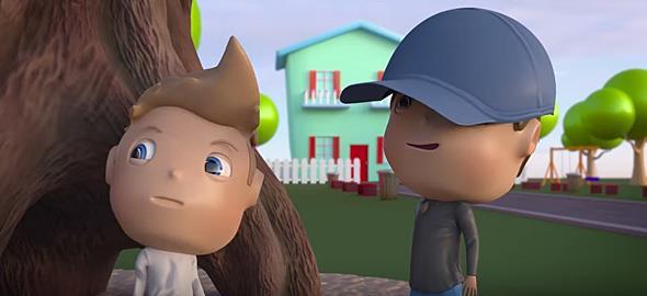 «Το μυστικό της Νίκης 2»: Το βίντεο για τη σεξουαλική κακοποίηση που κάθε παιδί πρέπει να δει!