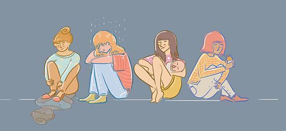 Τα 5 διαφορετικά πρόσωπα της κατάθλιψης και πώς να τα ξεχωρίσετε