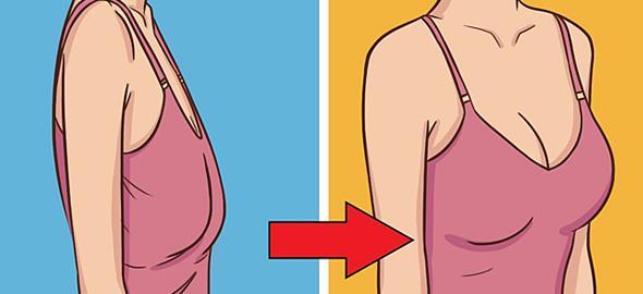 7 απλές ασκήσεις για πιο στητό στήθος