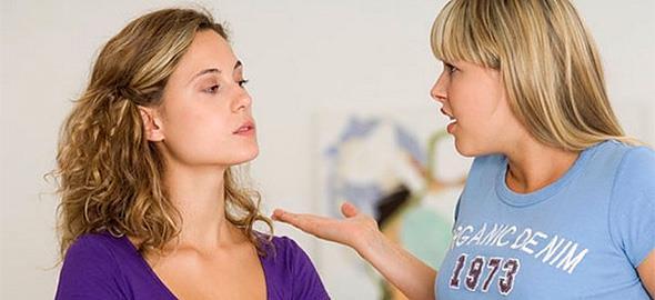 Η κουνιάδα μου βάζει λόγια στον άντρα μου για μένα κι εγώ εξοργίζομαι και μαλώνουμε. Πώς θα αντιμετωπίσω αυτή την κατάσταση;