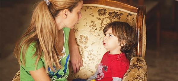 Η μέθοδος αυτής της μαμάς που νικάει τα «δεν μπορώ» των παιδιών