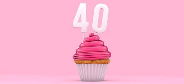 20 + 1 λόγοι να 'σαι χαρούμενη που πάτησες τα 40