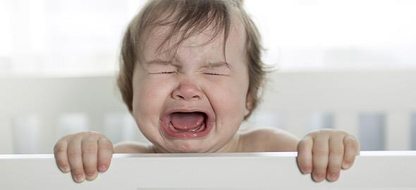 Cry it out: τα υπέρ και τα κατά της μεθόδου
