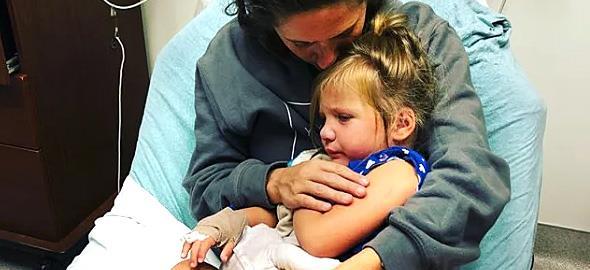 «Η κόρη μου παραλίγο να πνιγεί»: Μια μαμά συγκλονίζει και προειδοποιεί!
