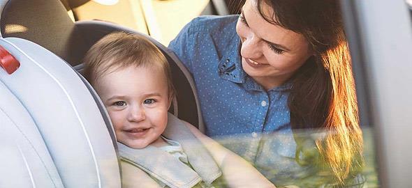 Πρώτο ταξίδι με το μωρό: 4 χρήσιμες συμβουλές