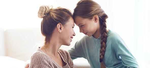 Τι βιώνει μόνο μια μαμά που έχει κόρη