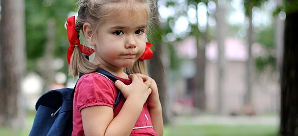 «6 αλήθειες που συνειδητοποίησα τη μέρα που το παιδί μου ξεκίνησε το νηπιαγωγείο»