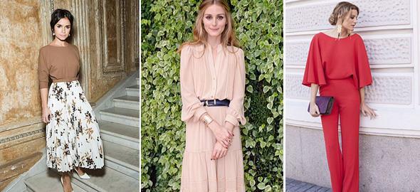 Τι να φορέσετε αν είστε καλεσμένη σε γάμο το φθινόπωρο
