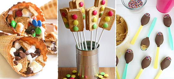 8 εύκολα γλυκάκια για το παιδικό πάρτι