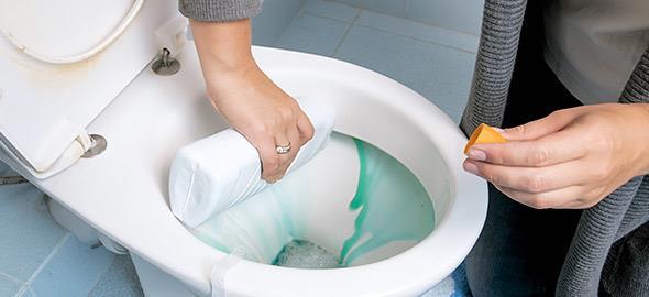 Πώς να εξαφανίσετε το πουρί στο μπάνιο