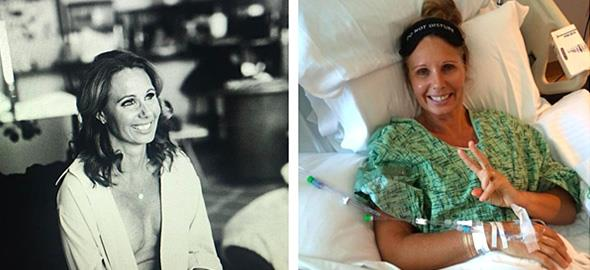 Τι θα ήθελε να μας πει μια γυναίκα που πάλεψε με τον  καρκίνο του μαστού