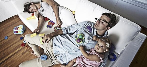 Νέο μωρό, νέα προβλήματα: Όταν η σχέση των γονιών απειλείται