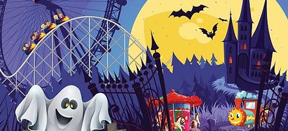 Κερδίστε 5 διπλά βραχιολάκια για τα Αηδονάκια Halloween Τrick or Treat Party από τις 13/10 έως τις 19/10