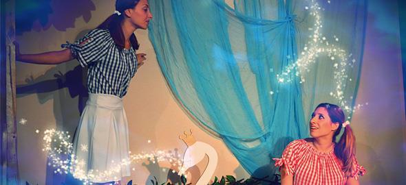 Κερδίστε διπλές προσκλήσεις για την παράσταση «Το Περιβόλι της Χαράς και της Λύπης»  στις 16/2