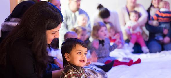 7 ξεχωριστές παραστάσεις για πολύ μικρά παιδιά