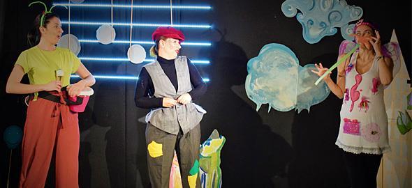 Κερδίστε 4 διπλές προσκλήσεις για την παράσταση «Ο Τάκης ο Τεταρτάκης και οι φίλοι του» στις 13/1 στο Πολιτιστικό Πάρκο Λυκαβηττού