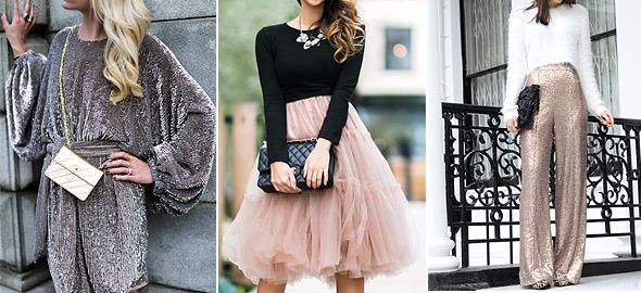 Τι να φορέσετε την Πρωτοχρονιά: 10 σύνολα για να... λάμψετε