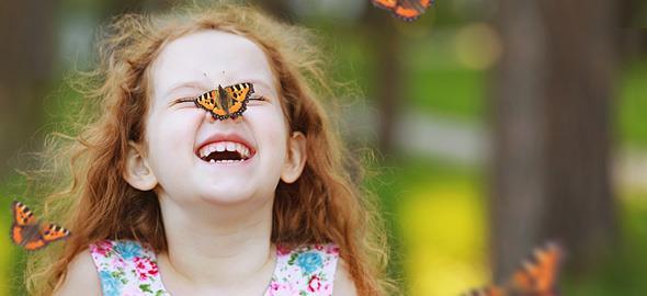 Γιατί τα μικρά παιδιά είναι τα πρότυπά μας