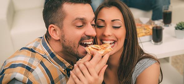 Ο ευτυχισμένος γάμος… παχαίνει
