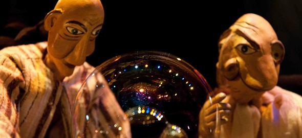 Κερδίστε 4 διπλές προσκλήσεις για την παράσταση «Το μυστήριο της Ανατολής» στις 17/2
