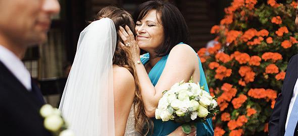 «Πώς ένιωσα τη μέρα που παντρεύτηκε το παιδί μου»