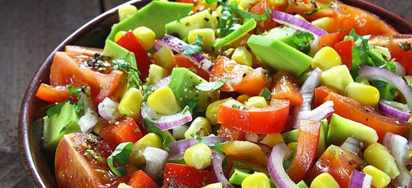 4 σαλάτες για την Καθαρά Δευτέρα