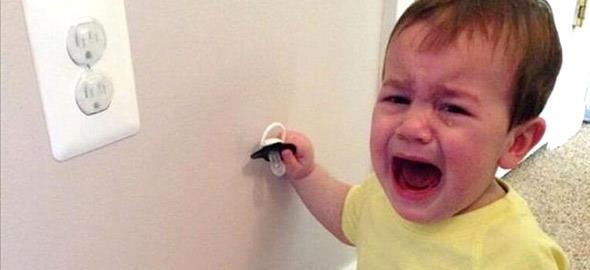 Tα πιο παράλογα ξεσπάσματα παιδιών μέσα από ξεκαρδιστικές φωτογραφίες
