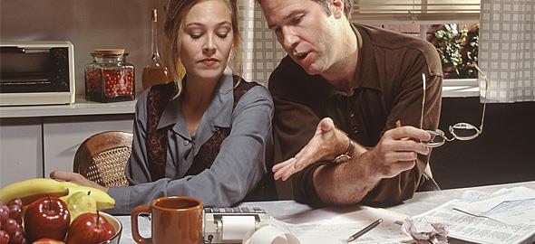 Πώς θα σταματήσουμε να μαλώνουμε με τον άντρα μου;