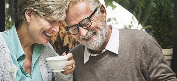 Όταν είμαστε ευτυχισμένοι στον γάμο μας, ζούμε περισσότερα χρόνια