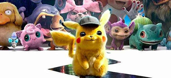 Ντεντέκτιβ Pikachu: Τα αγαπημένα μας Pokémon γίνονται ταινία