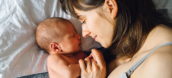 Το άγχος μιας νέας μαμάς κρύβει μοναξιά και φόβο