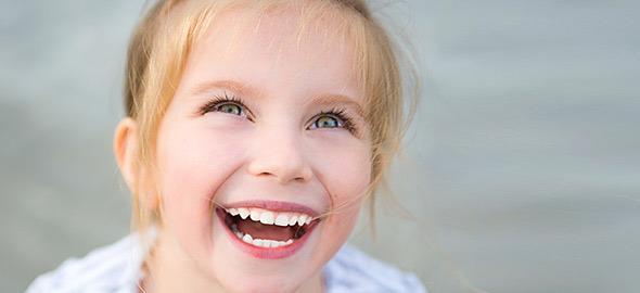 Ο καλός γονιός φαίνεται από το φωτεινό χαμόγελο του παιδιού του