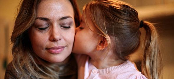 Τα παιδιά ακούν με την καρδιά και όχι με τα' αυτιά. Να είστε ειλικρινείς!