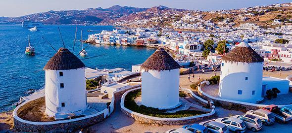 Κουίζ: Πόσο καλά γνωρίζετε τα ελληνικά νησιά;
