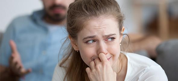Μήπως ο σύντροφός σας ασκεί επάνω σας ψυχολογική βία;