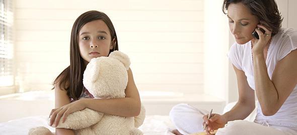 Τα παιδιά μεγαλώνουν τις στιγμές που είμαστε πολύ απασχολημένοι