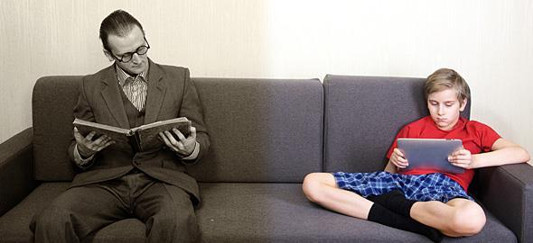 Χάσμα γενεών: πώς θα το γεφυρώσετε ώστε να είστε πάντα κοντά στα παιδιά