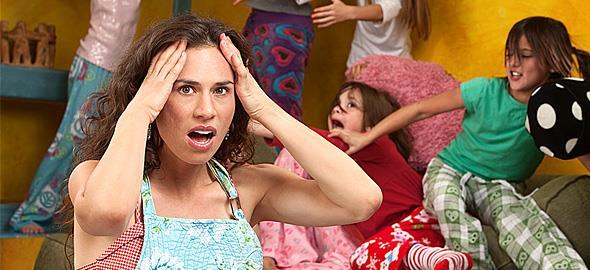 Τι να κάνετε την πρώτη φορά που οι φίλοι του παιδιού θα κοιμηθούν σπίτι σας