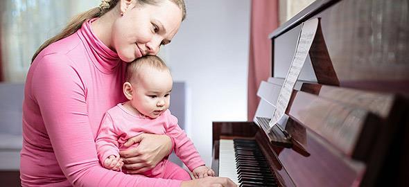 Πώς η κλασική μουσική ενισχύει την ψυχοσυναισθηματική ανάπτυξη των νηπίων