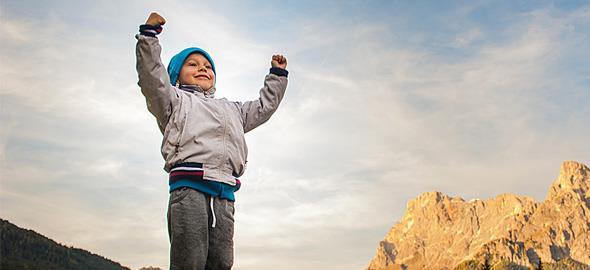 Πώς να μεγαλώσετε ένα παιδί με τσαγανό
