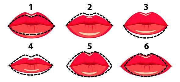 Τι δείχνει το σχήμα των χειλιών σας για την προσωπικότητά σας