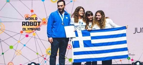 Στην κορυφή του κόσμου 3 κορίτσια από την Ελλάδα!