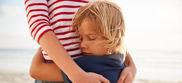 Όσα έκανα μεγαλώνοντας τον γιο μου και δεν θα του τα πω ποτέ