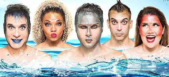 Κερδίστε διπλές προσκλήσεις για την θεατρική παράσταση «Βουτιά στην Βυθούπολη-Ψαρόσουπα» στις 24/11 στο θέατρο Παλλάς