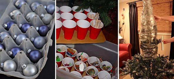 Πώς να αποθηκεύσετε έξυπνα τα χριστουγεννιάτικα στολίδια
