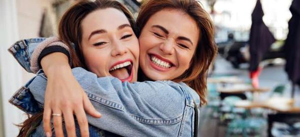 «Η κολλητή μου είναι κάτι πάραπάνω από φίλη, είναι αδερφή μου!»