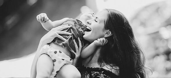 Θέλω να είμαι μια αληθινή μαμά και όχι ένας σούπερ ήρωας…