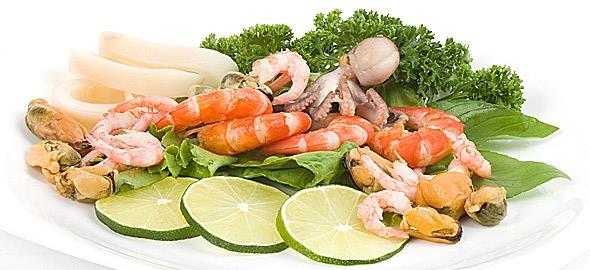 5 συνταγές θαλασσινών για κάθε γούστο