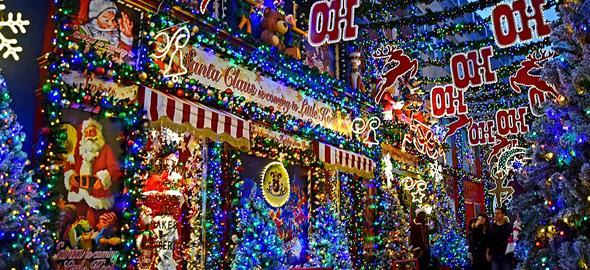 Αυτές είναι οι καλύτερες Χριστουγεννιάτικες βόλτες στην Αθήνα!